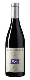 Ross Andrew Winery Syrah Boushey Vineyard 2010 750ml